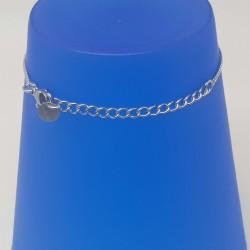 Bracelet fantaisies lyon | Bracelet faits main lyon | Bracelet chaine bronze | Bracelet perles nacrées roses et cuivre