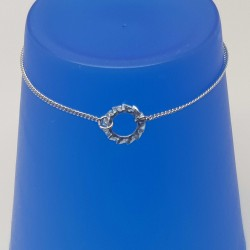 Bracelet fantaisies lyon   Bracelet faits main lyon   Bracelet chaine acier inoxydable   Bracelet argent original