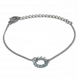 Bracelet fantaisies lyon | Bracelet faits main lyon | Bracelet chaine acier inoxydable | Bracelet argent original
