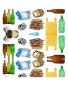bijoux en matières recyclées | Bijoux fantaisies recyclés | Bijoux éco-responsables | Bijoux éthiques | Boucles d'oreilles recyclées | Bracelets recyclés